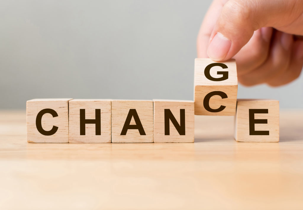 Life coaching and personal change